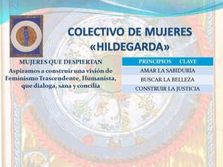 "CONVOCATORIA A LA RED COLECTIVA DE MUJERES ""HILDEGARDA"""