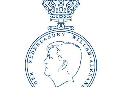 Uitreiking van de Koninklijke Erepenning