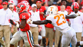 STREAK OVER: Vols fall to Dawgs in turnover-laden battle in Athens