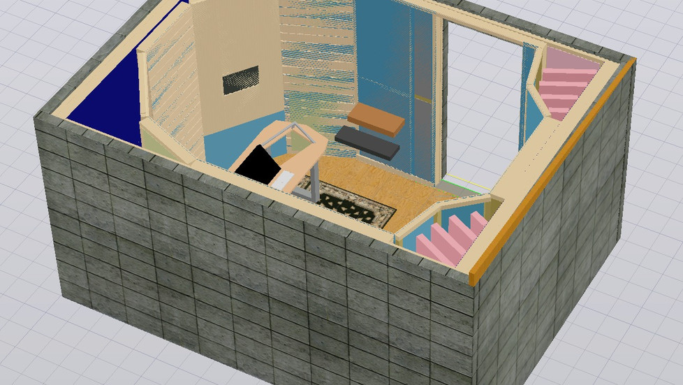 04 Initial Studio Design and Planning