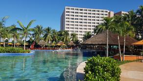 FERIADO EM OLÍMPIA/SP – relaxando no Hot Beach