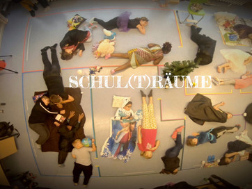 SCHUL(T)RÄUME - Nezaket Ekici/Branka Pavlović/Amira Schoemann +(Hans-Rosenthal-Grundschule, Berlin)