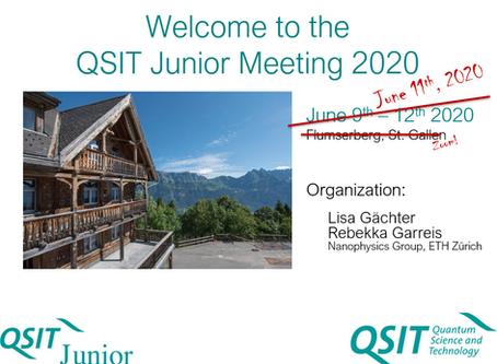 QSIT Junior Meeting 2020