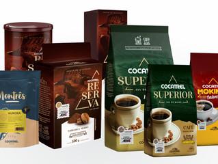 Cocatrel reposiciona linha de cafés industrializados