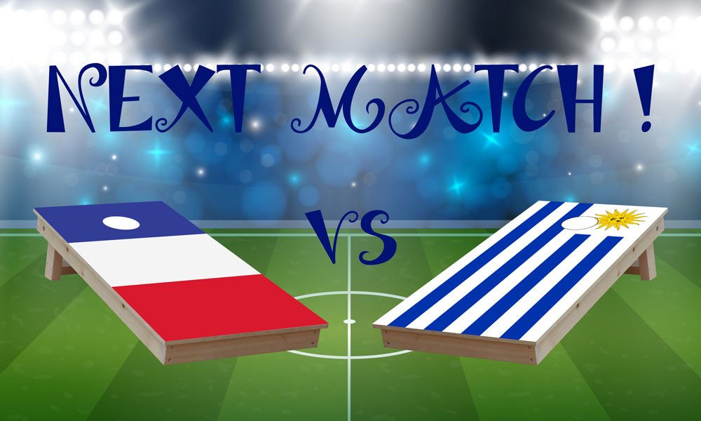Prochain match: FRANCE - URUGUAY
