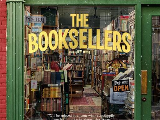 Libreros de Nueva York: hojas viejas, vidas nuevas