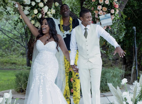 Actress Niecy Nash Marries Singer Jessica Betts, Shares Surprise Wedding Photo