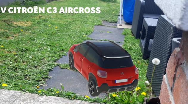 Citroën lance SUVirtual ou comment découvrir les C3 Aircross et C5 Aircross en réalité virtuelle