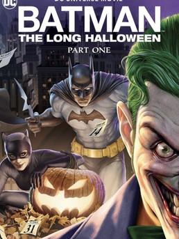 Batman The Long Halloween PT1 Movie Download