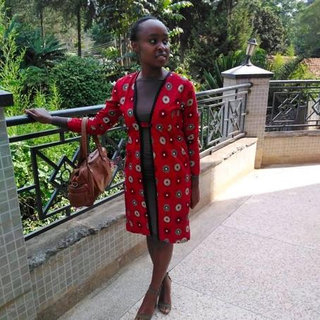 Community Spotlight:  Lorraine Nyanchoka