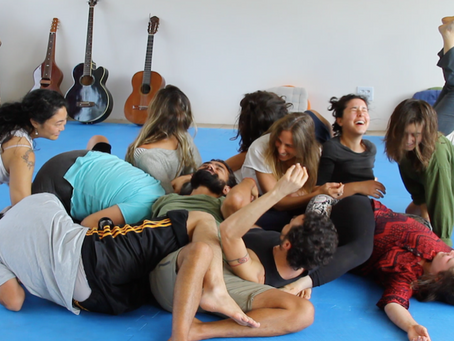 Meditation and Rites of Passage in Brazil Young Adults in Brazil