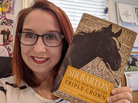 Author Jennifer Kelly Begins Book on Gallant Fox, Omaha, and William Woodward