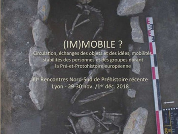 IIIes Rencontres Nord-Sud de Préhistoire récente – Lyon 2018