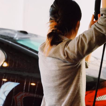 一般洗車ソムリエ資格✨