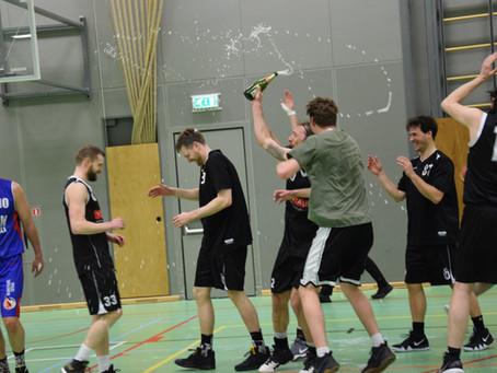 Kampioenschap Heren 1!