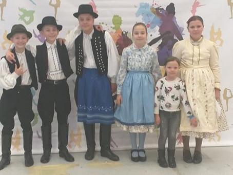 Újfehértó, VII. Abigél Országos Minősítő Táncfesztivál Téli Kupa. (2019.)