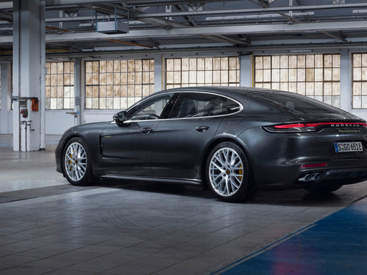Porsche announces new Panamera Turbo S E-Hybrid
