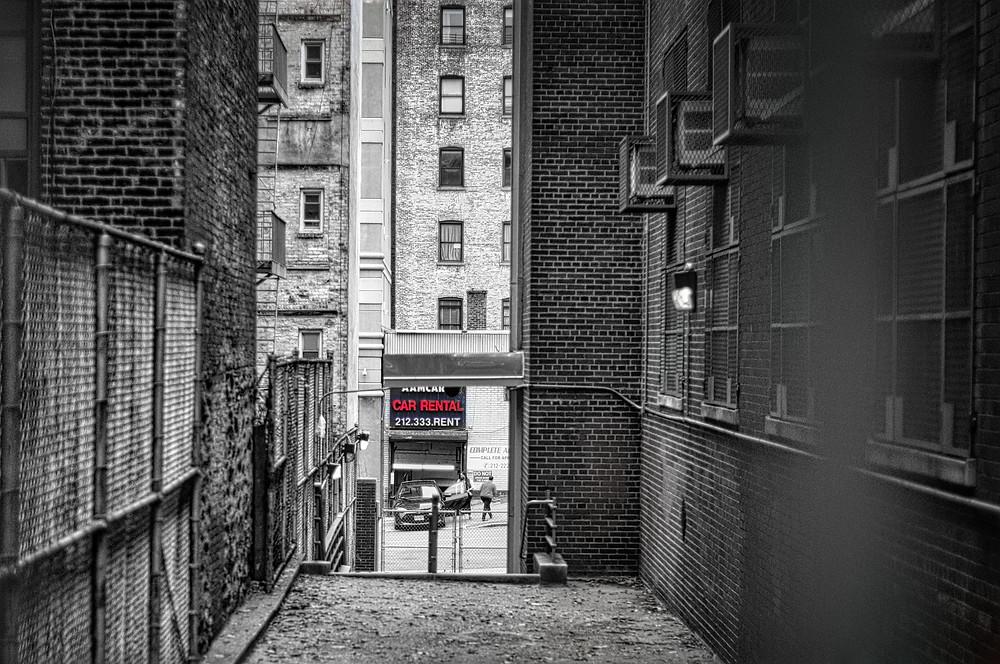 Upper West side NYC image