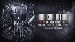Tonight on Exode Records Radio [Hardcore Reload]
