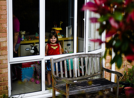Stay Home Superheroes - a creative lockdown lookout