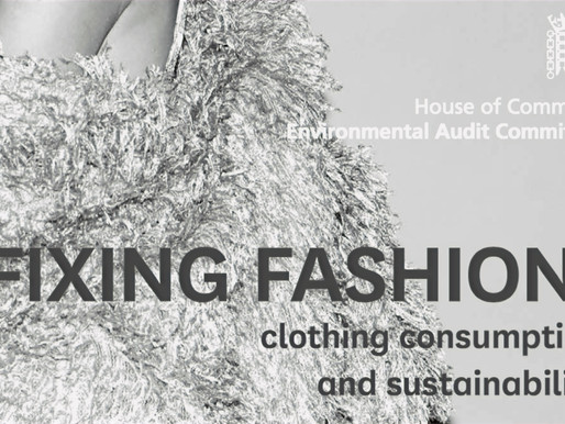 Fixing Fashion: The EAC's Call to Repair the Fashion Industry