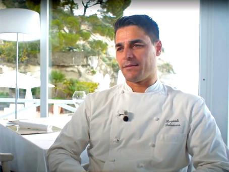 O chef estrelado Pasquale Palamaro e sua receita de spaghetti alla puttanesca