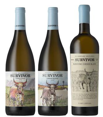 1st Survivor Elgin Chardonnay vintage strikes Veritas Gold.