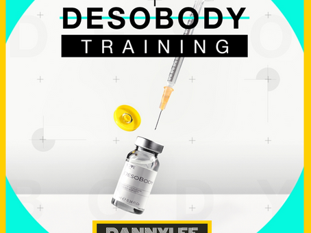 More dates available for DesoBody DesoFace Fat Dissolving Training