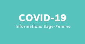 Covid-19 | Site internet Grossesse & Covid par des sages-femmes
