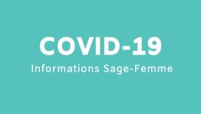 Covid-19 | Préconisation du Collège des Sages-Femmes