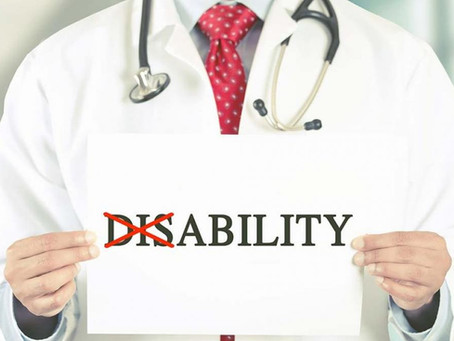 Paving the way for physicians with disabilities
