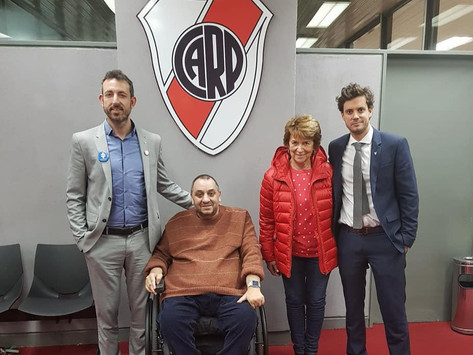 Promoting Accessibility in River Plate Football Club (5.6.2019)