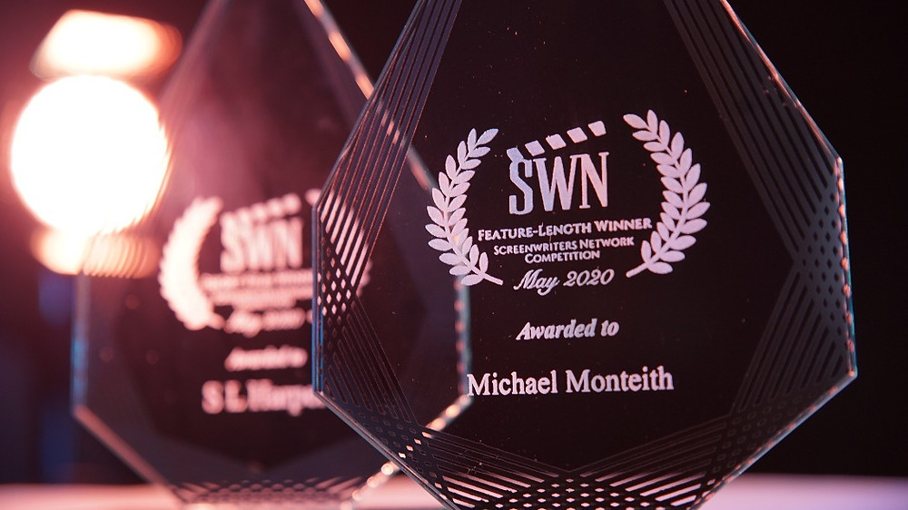 SWN Screenplay Competition Trophies