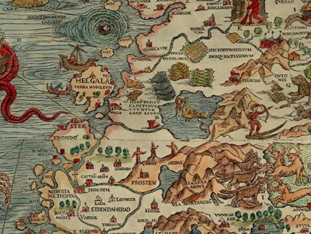 Maps of Meaning 01: There and Back Again