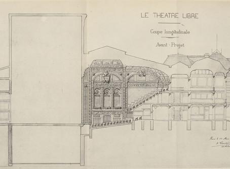 Проект театра от Андре Антуана
