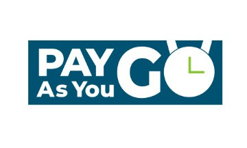 "The All-New ""PAY AS YOU GO"" Program"