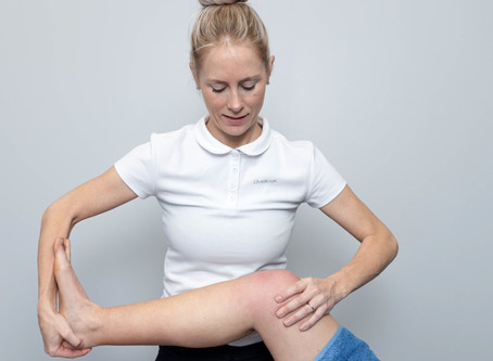 Podcast 10: Ankle Pain, Ankle Sprain and when does it turn into chronic ankle instability.