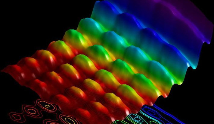 Even Humans Act As Waves in Quantum Physics