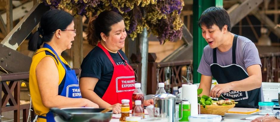 Meet Tum - Thai Cooking Teacher