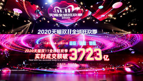 Singles day 2020...world's amazing online shopping day