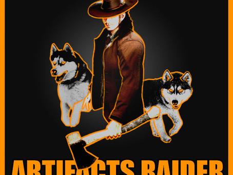 New adventure game, Artifacts Raider !