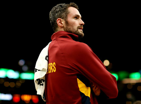 5 Potential Homes for Kevin Love