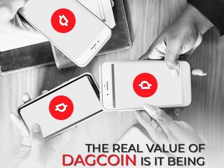 Настоящая ценность Dagcoin - это использование каждый день.