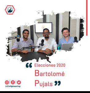 Elecciones 2020: Bartolomé Pujals