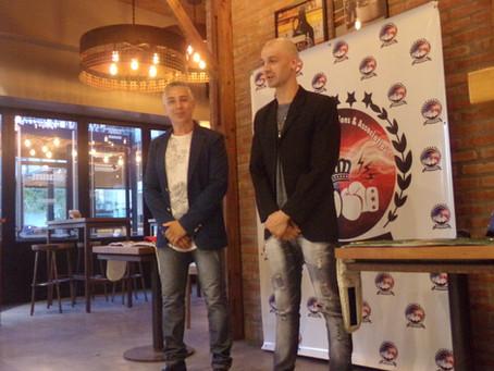 La promotora ''Boanerges Promotions'' debuta en Campana con una noche de combates múltiples