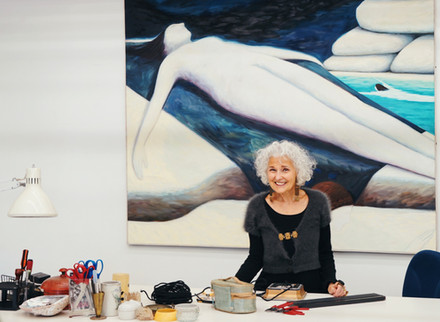 Catching Up with Jan + NeW Studio + Exhibition