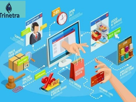 Crucial Steps for setting up an e-commerce business.
