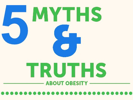5 Common Myths and Facts Associated with Obesity?