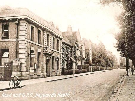 1916: A most unusual case of road rage in Haywards Heath