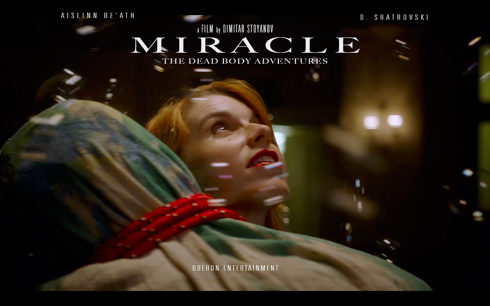 Miracle short movie poster